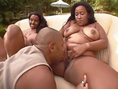 Guy licking fat pussies black chubby porn