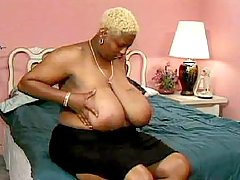 BBW with hot caramel body goes wild black chubby porn