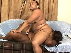 Gorgeous fatty with big black butt black chubby porn