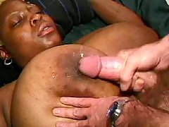 Black fatty with big ass fucks hard black chubby porn
