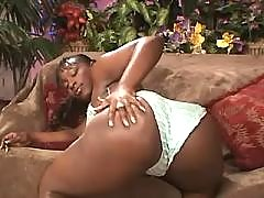 Caramel skin fatty fucks brains out black chubby porn