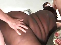 Flabby mature fucked and gets cum in bathroom black chubby porn