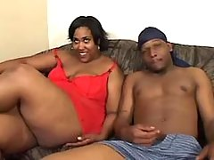 Black plumper deep throats strong chococlate cock black chubby porn